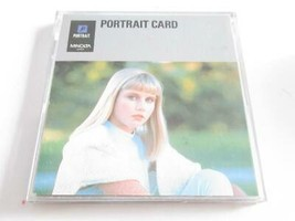 VINTAGE CAMERA ACCESSORY- MINOLTA PORTRAIT CARD -   EXC- - G2 - $18.57