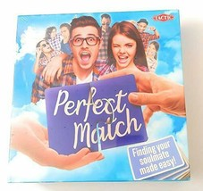 Perfect Match Board Game Rare NEWFind Your True Soulmate with This Rib-Tickling - $29.13