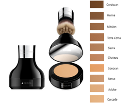 Cailyn Built In Brush Super HD Pro Coverage Foundation