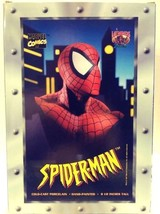 """Marvel Spiderman Bust Cold Cast Porcelain Hand Painted 9 1/2"""" Tall Limit... - $229.99"""