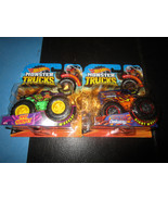 Hot Wheels Monster Trucks Test Subject Hot Wheels Delivery - $11.75