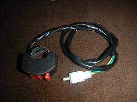 New Run Stop On Off Flip Kill Switch 2000 To 2005 Kawasaki Ninja ZX12 1200 - $18.69