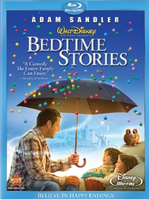 Bedtime Stories [Blu-ray + DVD]