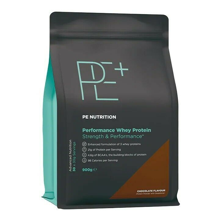 Primary image for PE Nutrition Performance Whey Chocolate 900g
