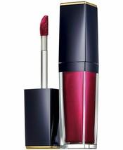 Estee Lauder Pure Color Envy Paint On Liquid Lip Color Gloss WINE SHOT M... - $21.50