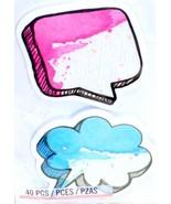 """Sticko """"My Thoughts"""" Large Sticky Notes 40 Sheets 2 Sticky Note Pads EK ... - $28,24 MXN"""