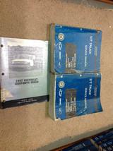 1997 Chevrolet S10 Blazer GMC Jimmy Sonoma Truck Service Laden Reparatur... - $138.59