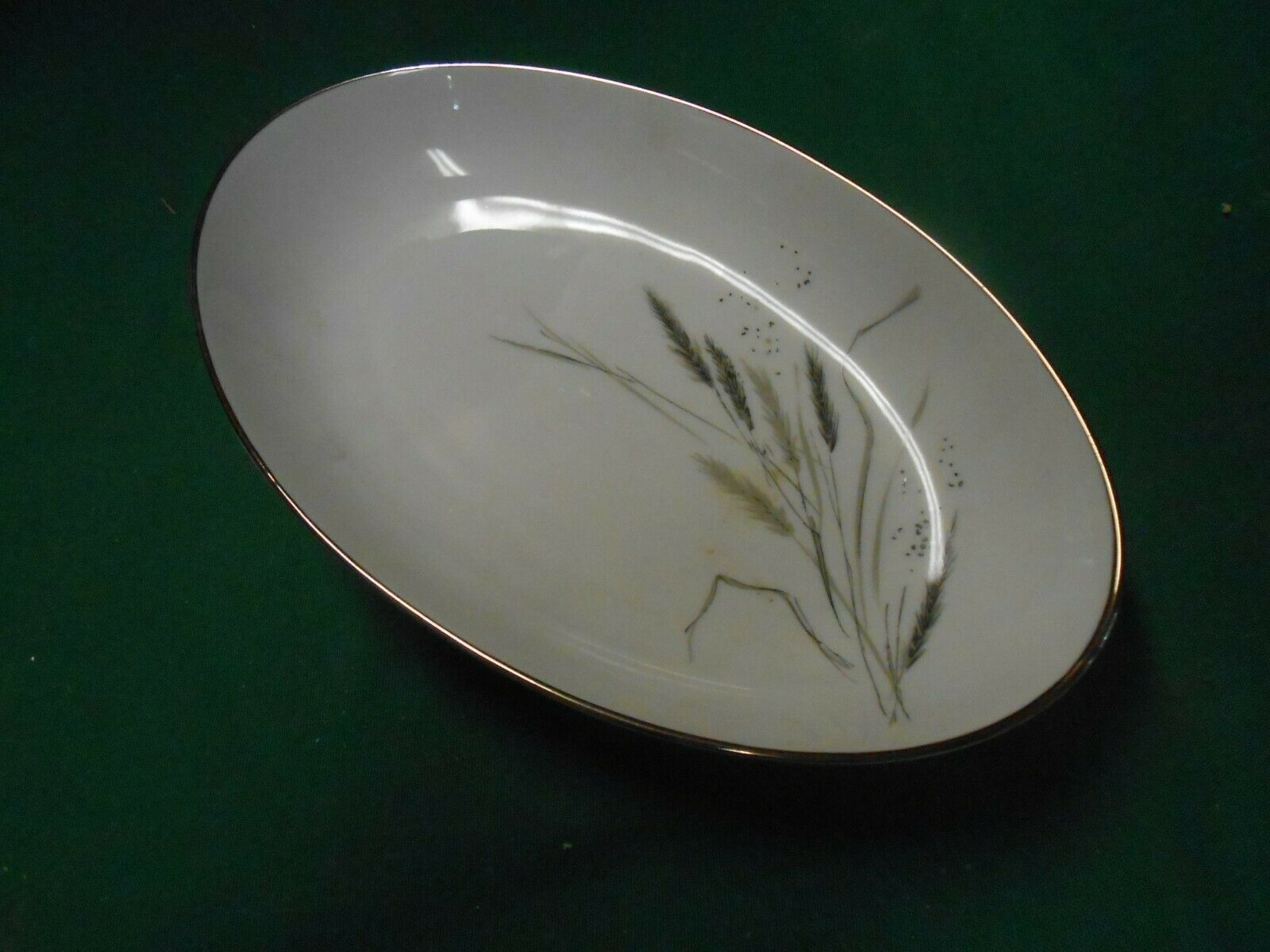 "Primary image for  Magnificent ROSENTHAL Selb-Plossberg Bavaria Germany Ceres PLATTER  9"" x 5.5"""