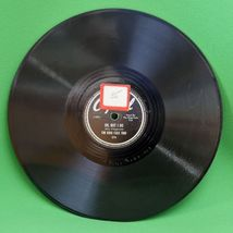 "1946 Capital Records 10"" Shellac 78 RPM, King Cole Trio, Play-Rated Good... - $2.95"