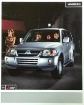 2003 Mitsubishi MONTERO brochure catalog US 03 XLS Limited 20th Anniversary - $10.00