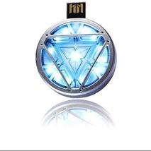 Iron MAN 3 ARC REACTOR LED Flash USB - $14.49+