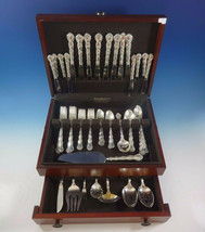 Tara by Reed and Barton Sterling Silver Flatware Set For 8 Service 63 Pieces - $3,650.00