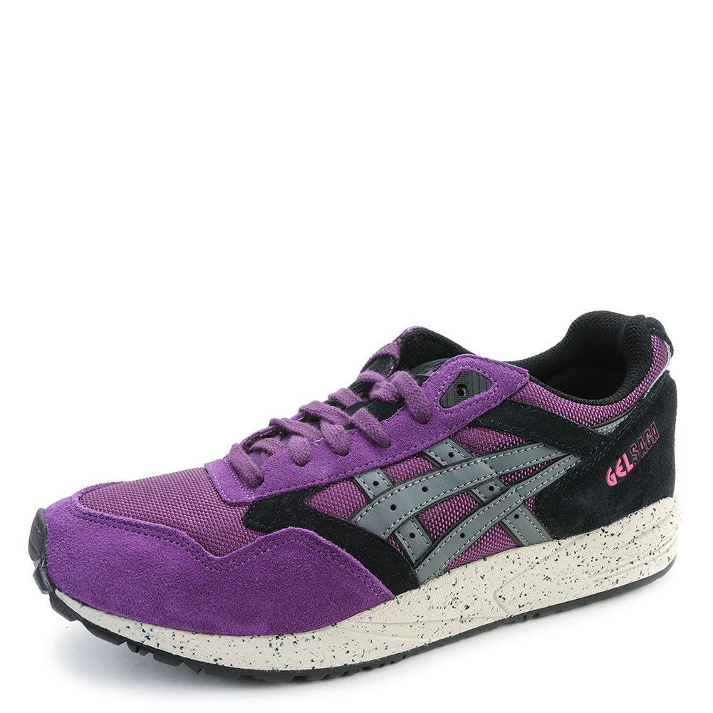 Asics Unisex Gel Saga Sneakers HN510.3311 Purple/Grey SZ 6.5 M (US)
