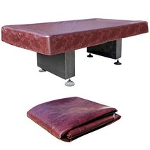 Houseables Pool Table Cover, Billiard Covers, 8 x 5 Foot, Brown, Durable... - $35.07