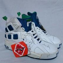 VTG 90s Fila Jamal Mashburn Basketball Shoes OG DEADSTOCK Mash Grant Hil... - $129.99