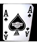 Poker Blackjack HARD ROCK Playing Cards Deck Las Vegas Casino Collectibl... - $4.97