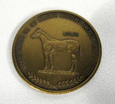 1984 AQHA American Quarter Horse Assoc 2 Millionth Registered Horse Com... - $4.94