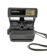 Polaroid Instant Camera One Step Close-Up 600 Film Plastic Surgery Clinic Tested - $14.52