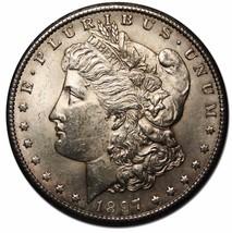 1897S MORGAN SILVER ONE DOLLAR Coin Lot # EA 183
