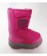 Khombu Pink Toddler Snow Boots Size 5 NWOB - $39.59