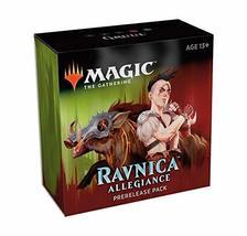 Magic The Gathering: Ravnica Allegiance Prerelease Pack Gruul (Pre-Pelea... - $27.10