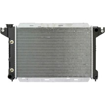 RADIATOR CH3010258 FOR FRONT 87 88 89 90 DODGE SHADOW PLYMOUTH SUNDANCE image 2