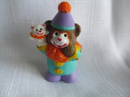 Hallmark Merry Miniatures Charm - Happy Birthday Clowns - Collector's Series - $5.00