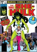 Marvels The Savage She-Hulk Comic Book #1 Cover Refrigerator Magnet NEW UNUSED - $3.99