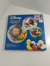 Disney photo Plate Kit Make your own plate - $14.85