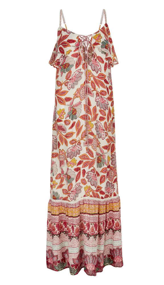 MONSOON Kirana Maxi Dress BNWT