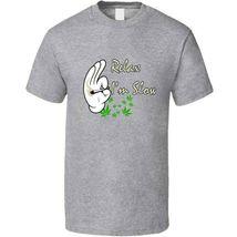 Relax I'm  Slow 420 Canna T Shirt image 11