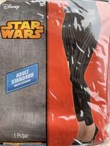 Disney STAR WARS Darth Vader Leggings Halloween Adult ~ NEW ~ Fast Shipp... - $25.64