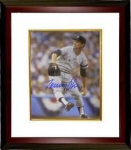 Tommy John signed New York Yankees 8x10 Photo Custom Framed - $74.00