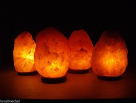 Ionic & Natural Himalayan Salt Crystal Lamp Han... - $45.00 - $195.00