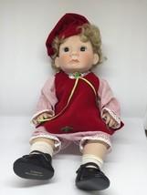 Christmas Angel Lee Middleton Doll Christmas Angel 1988 - $39.26