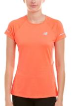 New Balance NB Ice 2.0 Sz L Large Women's Short Sleeve Breathable Running Shirt