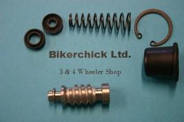 Suzuki 87-93 LT230E Rear Brake Master Cylinder Rebuild Kit Made In Japan - $22.97