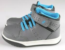 Surprize Von Stride Rite Memory Foam Grau Blau Damarian Hi Top Sneaker Shoes Nwt image 2