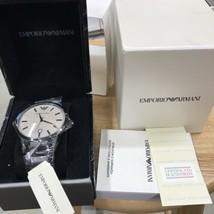 Emporio Armani Beige Dial 43mm Stainless steelMen's Watch AR11120 - $140.24