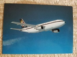 OLYMPIC AIRWAYS AIRBUS A 300.VTG UNUSED AIRCRAFT POSTCARD*P9 - $14.01