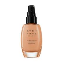 AVON True Colour Calming Effects Illuminating Foundation 30 ml-1oz/ NUDE - $14.99