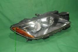 07-09 Mazda CX-7 CX7 Halogen Headlight Passenger Right Side RH - POLISHED image 2