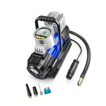 AstroAI Portable Air Compressor Pump, Digital Tire Inflator 12V DC Elect... - $46.01
