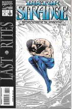Doctor Strange Sorcerer Supreme Comic Book #72 Marvel Comics 1992 VFN/NE... - $2.75
