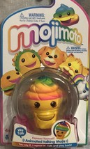 Mojimoto Rainbow Ice Cream Cone Animated TALK BACK Mojis New In Package - $19.79