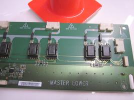 AUO 19.54T01.017 Backlight Inverter Master Lower for Hitachi L55S604 - $15.85