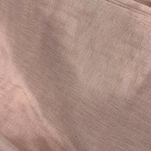 J C Penny 6 Yd Scarf Illusions Rose Blush 60 in x 216 in Drapery Curtain... - $17.59