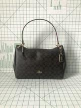Coach Mia F28967 Signature PVC&Leather Convertible Shoulder Crossbody Bag - $150.00