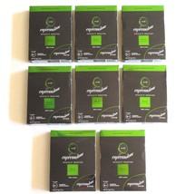 8 BOX LOT Espressotoria Decaf Medium Roast Coffee - 96 Capsules Pods Cups - $49.99