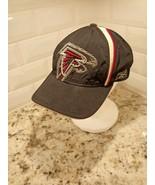 Atlanta Falcons NFL Reebok Fitted Hat Large flexible 90s vintage - $13.10
